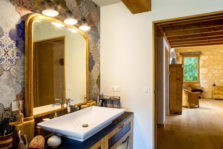 rénovation Mauvezin Gers Architecte Marie Pirot Auch